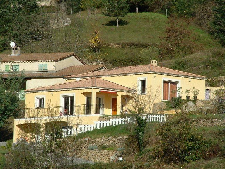 Faire construire sa maison à Cléon d'Andran (26450),